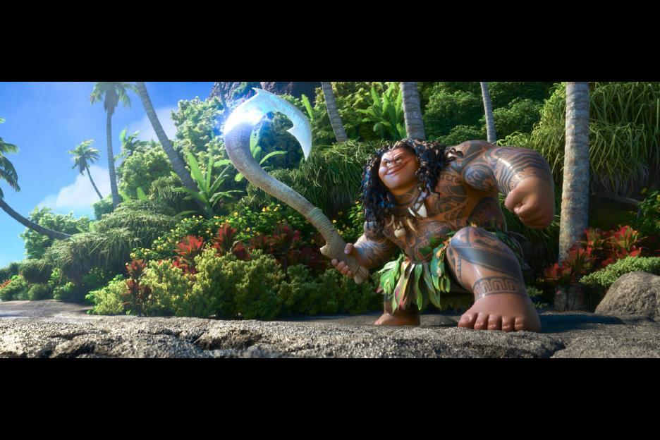 Official Moana Trailer