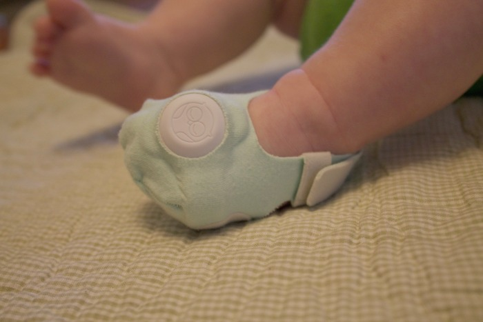 Peace Of Mind While Baby Is Sleeping With Owlet Review