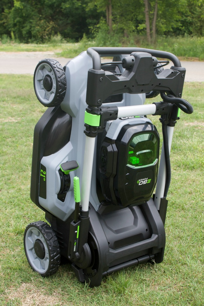 Does The Ego Power Electric Lawn Mower Really Work Mom