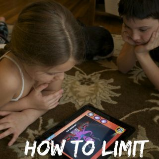 How To Limit Screen Time in The Summer
