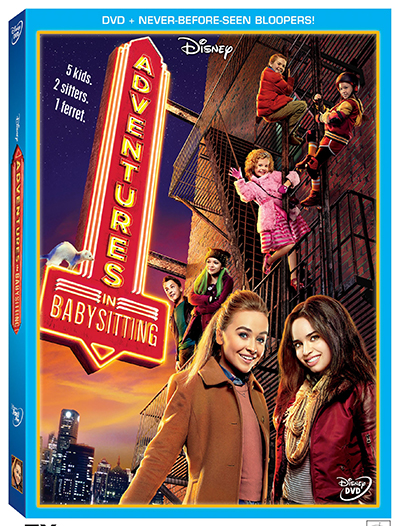 Adventures in Babysitting on Disney Channel