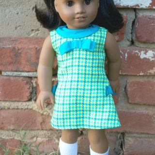 Why My daughter Loves The New American Girl BeForever Doll Melody Ellison