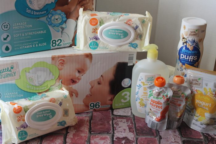 Little Journey Baby Products at ALDI