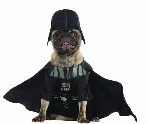 Darth Vader Star Wars Costume For Pets