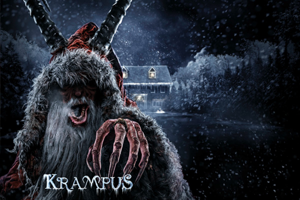 Krampus House at Halloween Horror Nights