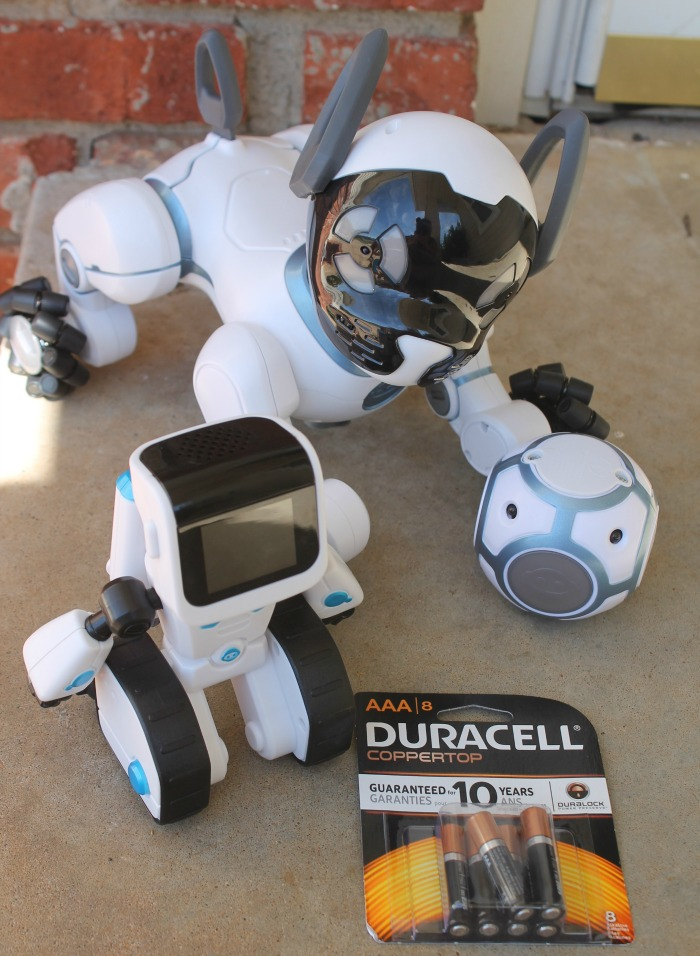 CHiP Interactive Robot Dog Coji Coding Robot Review
