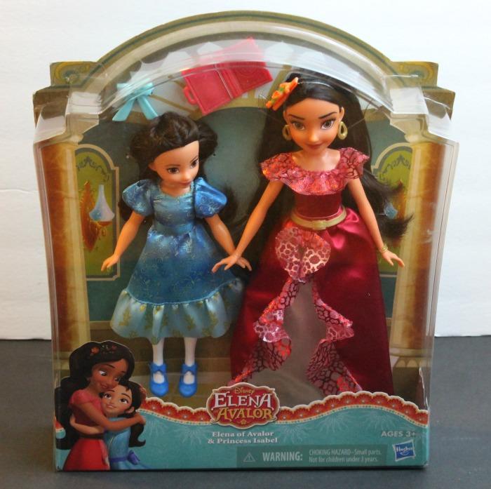 The newest Disney Princess Elena