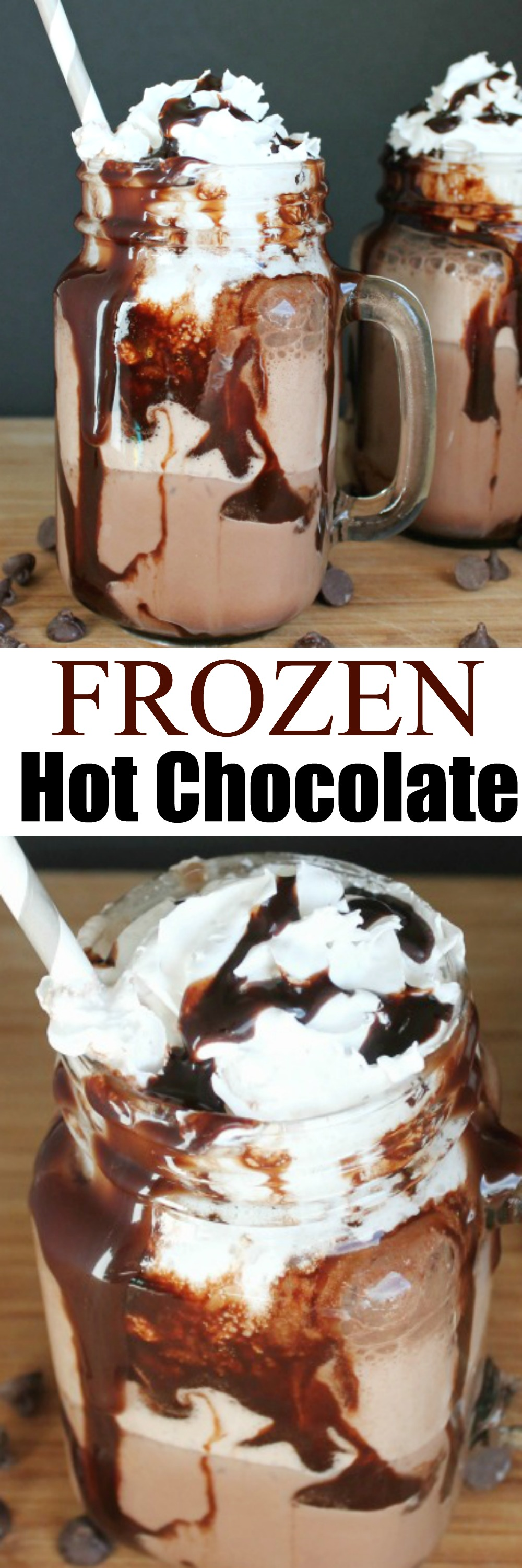 Best Frozen Hot Chocolate Recipe-Frozen Hot Cocoa Recipe