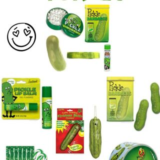 Pickle Gift Ideas-Gag Gifts