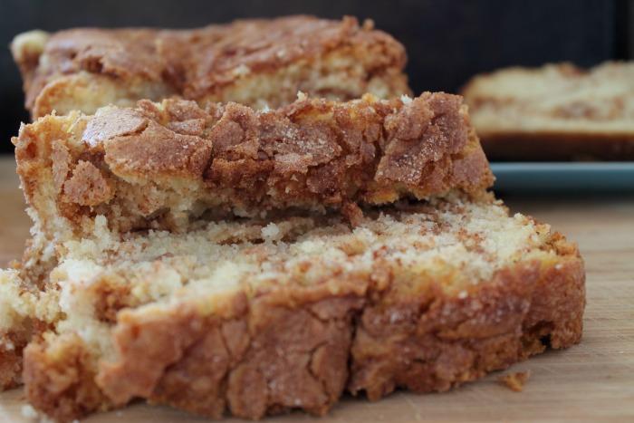 Amish Cinnamon Bread Easy
