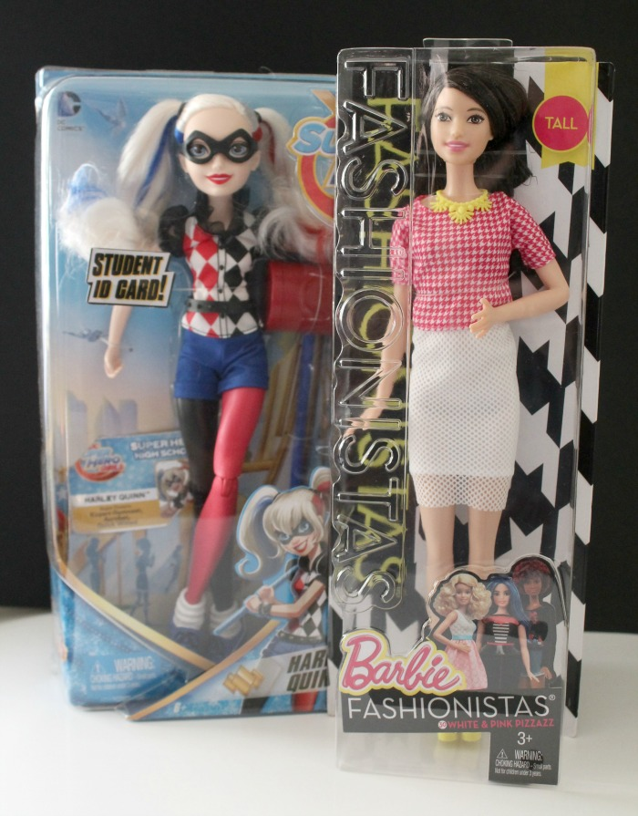 DC Super Heroes Girls Doll