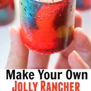 Jolly Rancher Candy Shot Glass