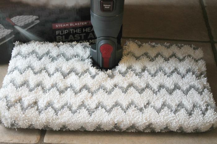 Shark steam spray mop pads