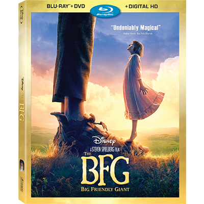 Disneys The BFG Movie