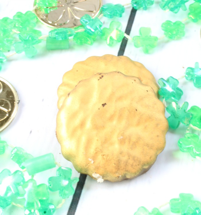 Edible Gold Spray Cookie Recipe