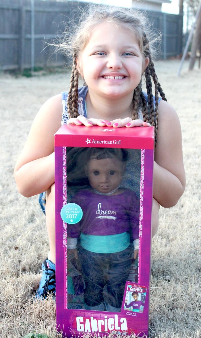 Gabriela American Girl Doll