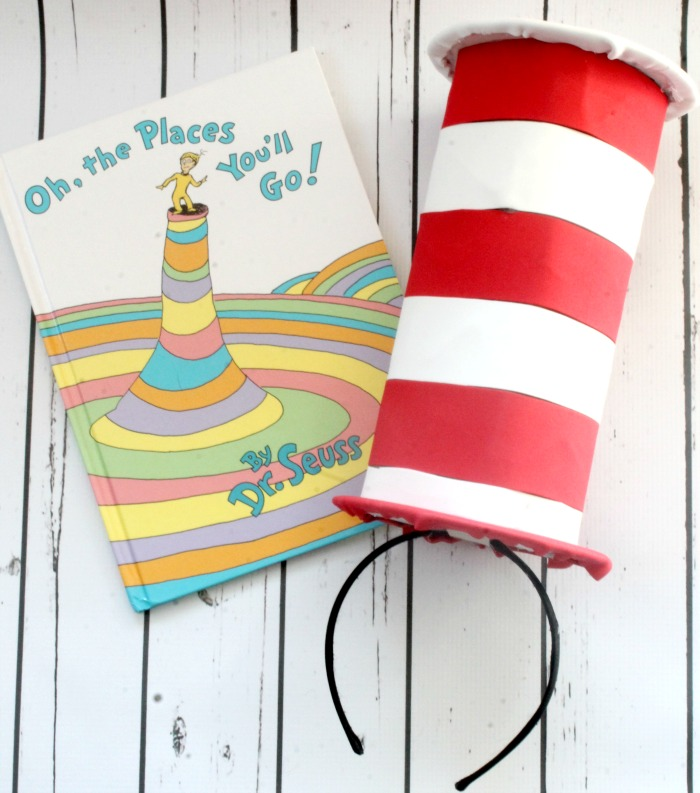 How to Make a DIY Dr Seuss Hat
