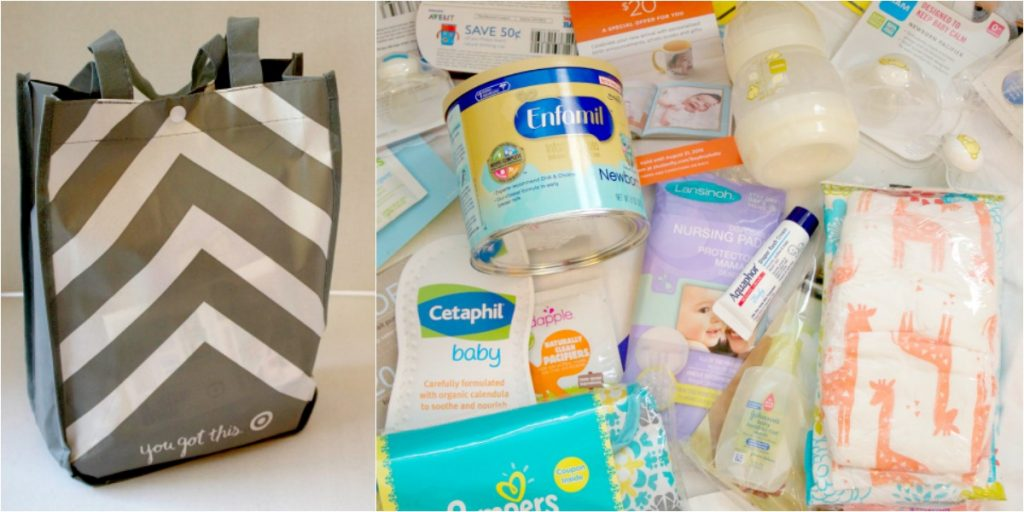 How to get free baby Stuff at Target