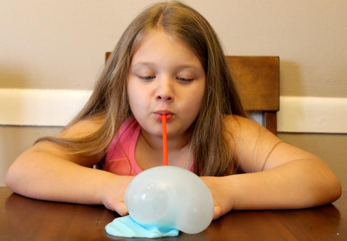 Bubble Slime Recipe