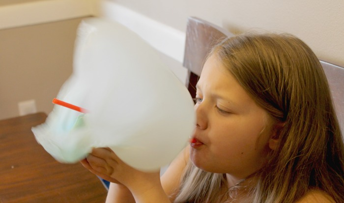 How to Make Bubble Slime