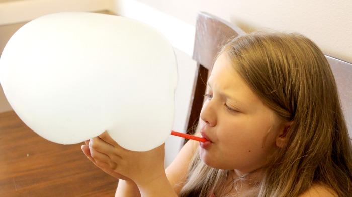 Make Slime Bubbles Easy Slime Bubble Recipe