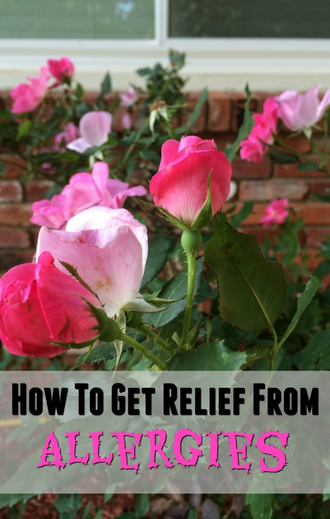 Relief From Allergies with Flonase Sensimist