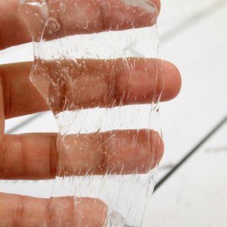 How to make Clear Slime with Borax