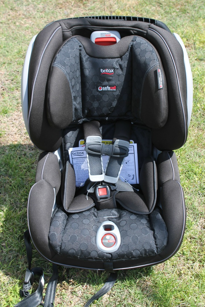 britax advocate clicktight review