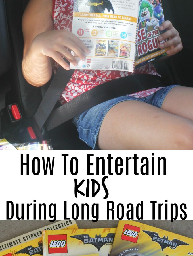 Entertain Kids During Long Road Trips