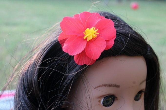 American Girl Doll 2017 Nanea Mitchell