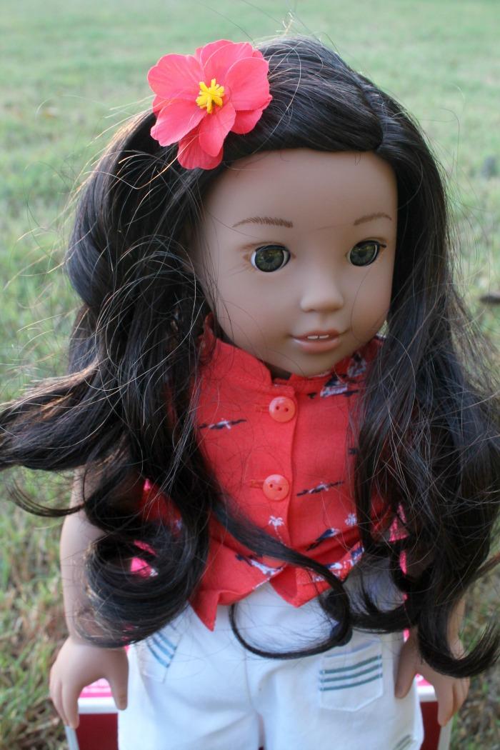 BeForever Nanea Mitchell American Girl