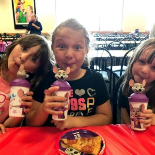 Top 5 Reasons Why You Should Have a Chuck E Cheese Birthday Party