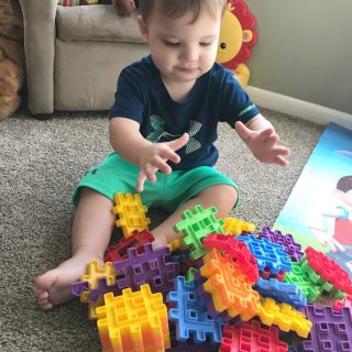 Little Tikes Waffle Blocks Are The PERFECT Toy For Toddlers