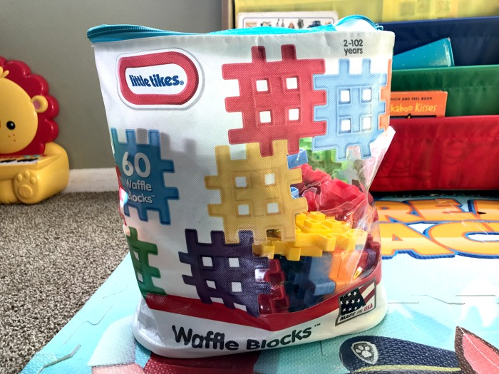 Little Tikes Waffle Blocks For Toddlers