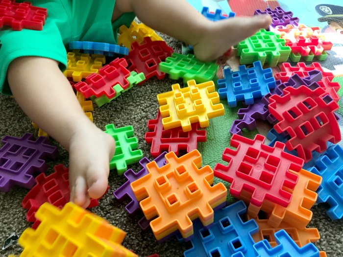 Waffle Blocks Little Tikes Toys For Babies