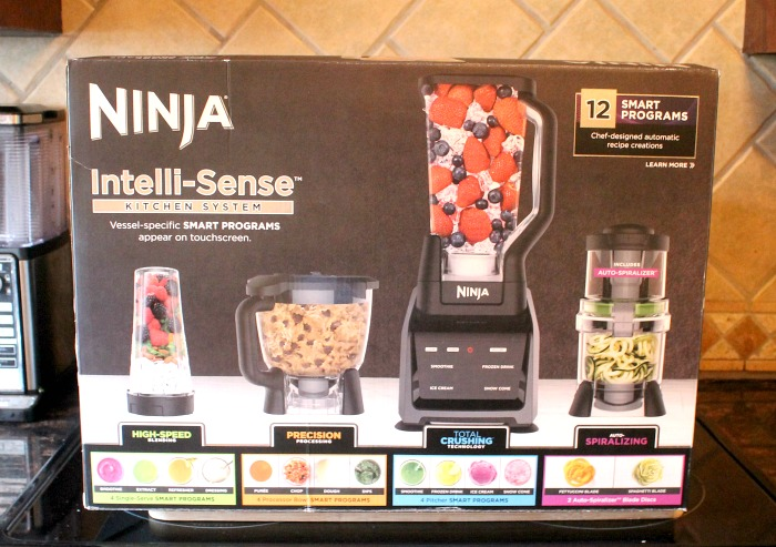 Ninja Intellisense Kitchen System