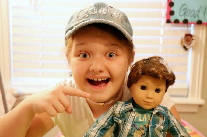 Logan Everett AG Boy Doll Dolls
