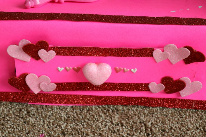 decorating Valentine boxes ideas
