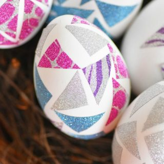 Coloring Easter Eggs: 15 Different Ways To Decorate Your Eggs!