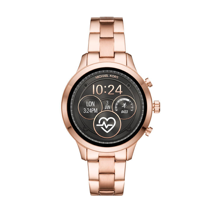 4fb960db1900 Well Michael Kors doesn t think so that s why they ve created the Michael  Kors SmartWatch which does just that and so much more!